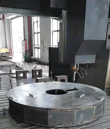 大型焊接件加工的焊接方法有哪些